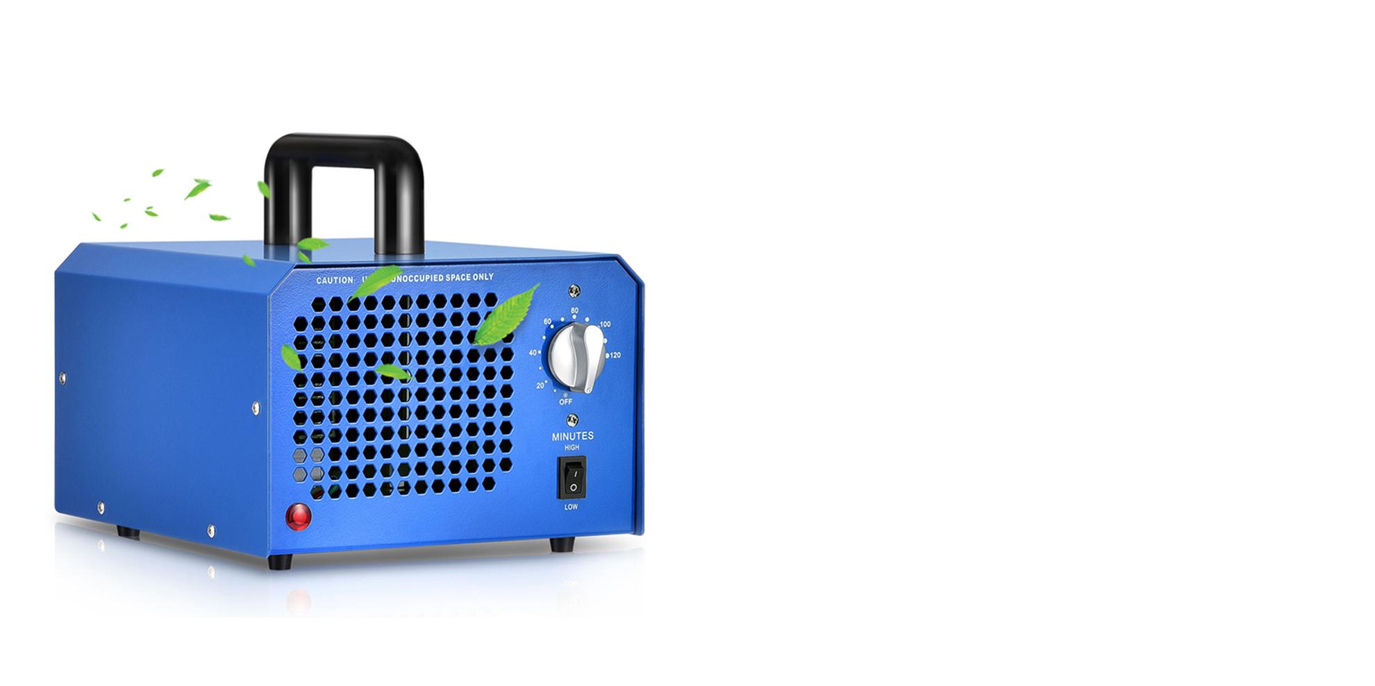 wsta commercial ozone generator