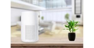 desktop air purifier-kj150