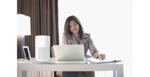 wsta desktop air purifier-kj150