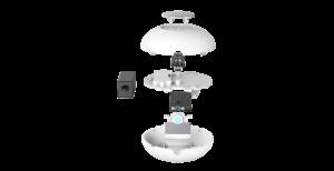 wsta mini ozone air purifier